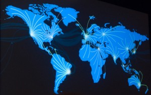 global-network-blue-world-continents