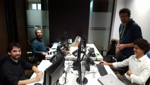 Desk BCN